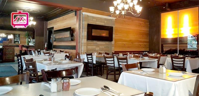 رستوران کازبا ونکوور
