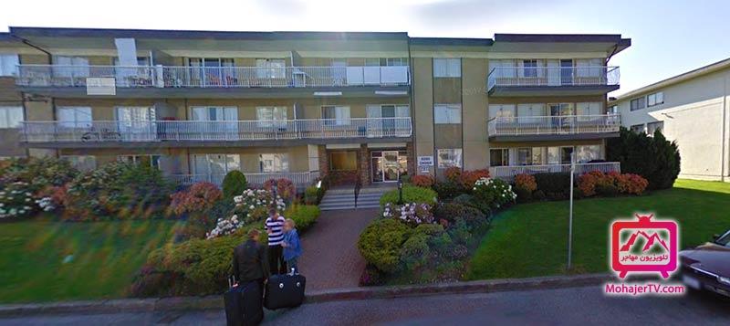 اجاره خانه در ونکوور