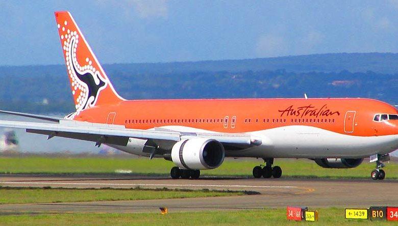 پرواز های خارجی استرالیا