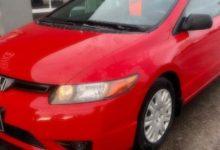 قیمت ماشین هوندا سیویک در کانادا