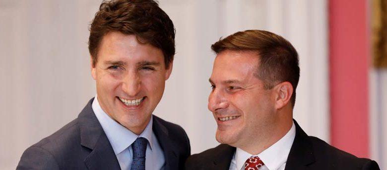 وزیر مهاجرت کانادا