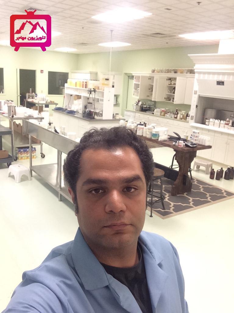 کار در صنایع دارویی آمریکا