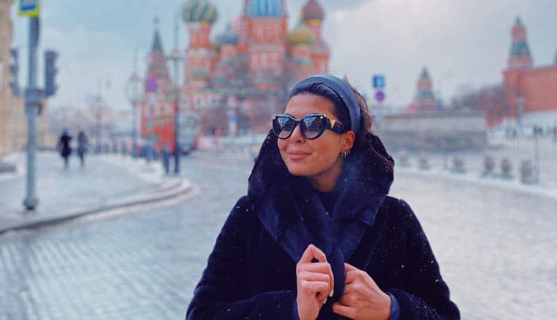 تحصیل و مهاجرت به روسیه