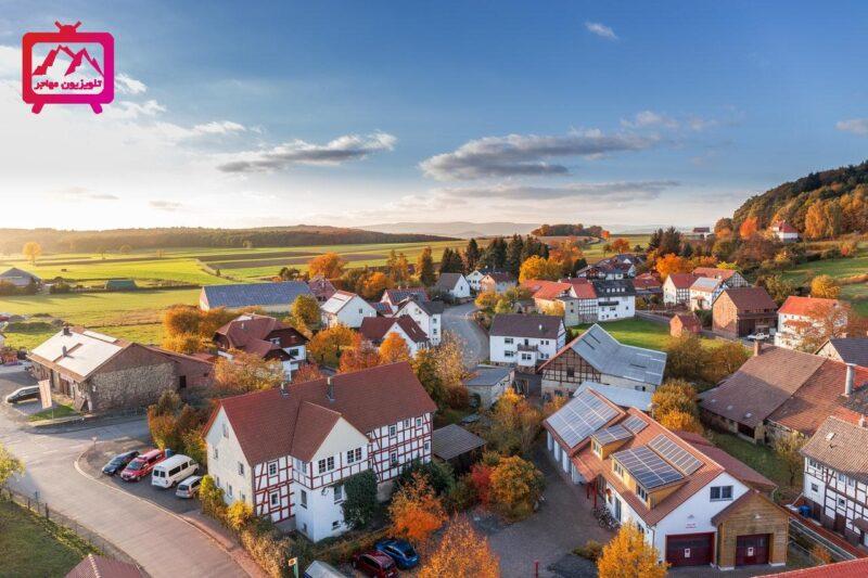 مهاجرت به شهرهای کوچک کانادا