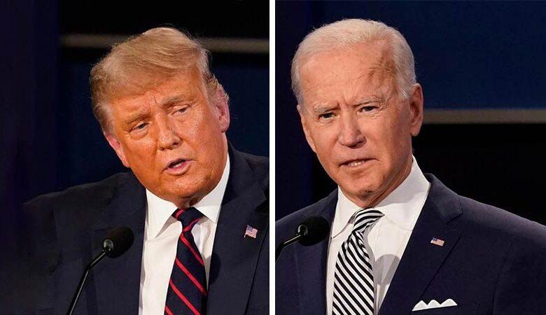 مناظره انتخاباتی آمریکا