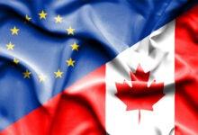 تصویر شرایط سفر کانادایی ها به اروپا