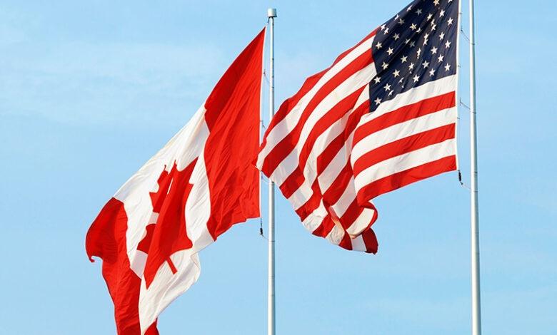 کانادا یا آمریکا
