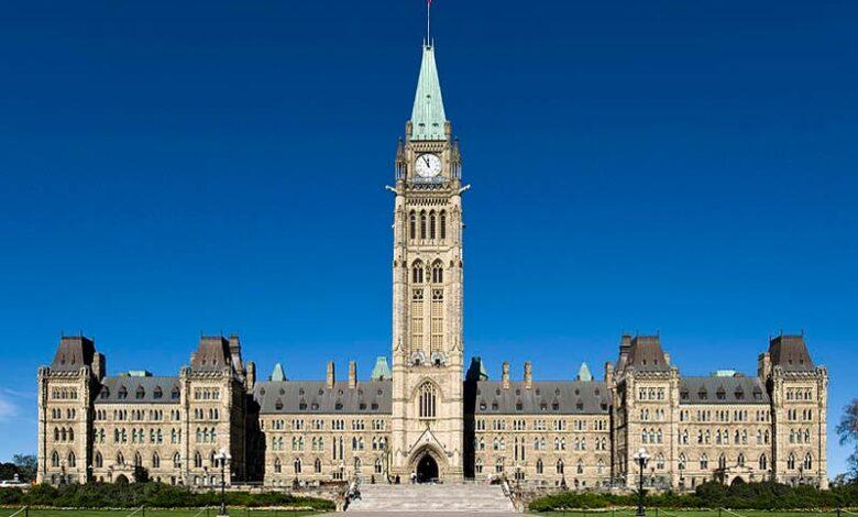 تصویر کمک هزینه های جدید کانادا
