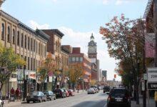 تصویر چهار شهر کوچک کانادا با فرصت های شغلی زیاد