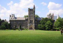 تصویر تأثیر کرونا بر درآمد دانشگاه های کانادا