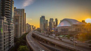 تصویر ۵ شهر مهم کانادا