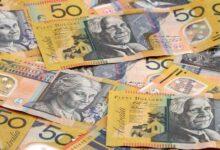 کمک هزینه استرالیا