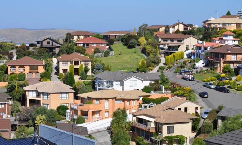 قیمت خانه در استرالیا