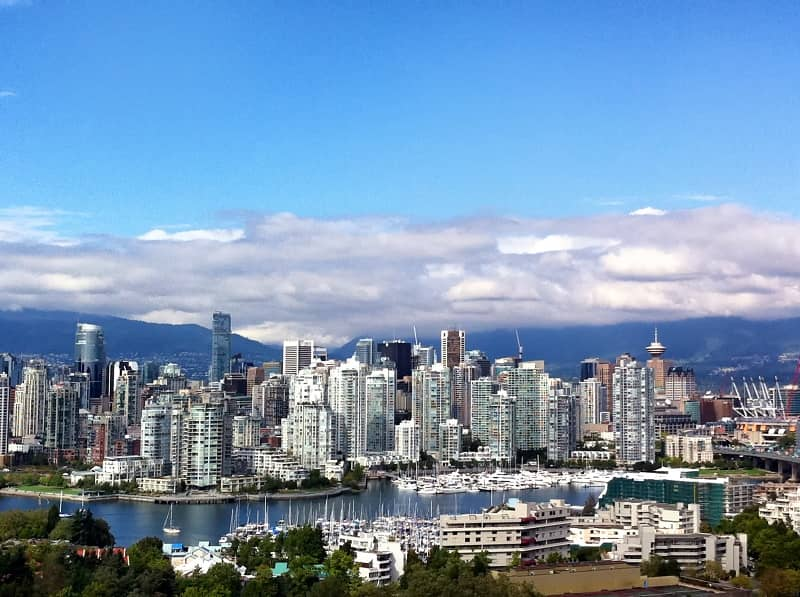 شهر ونکوور