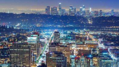 تصویر گران ترین شهرهای آمریکا